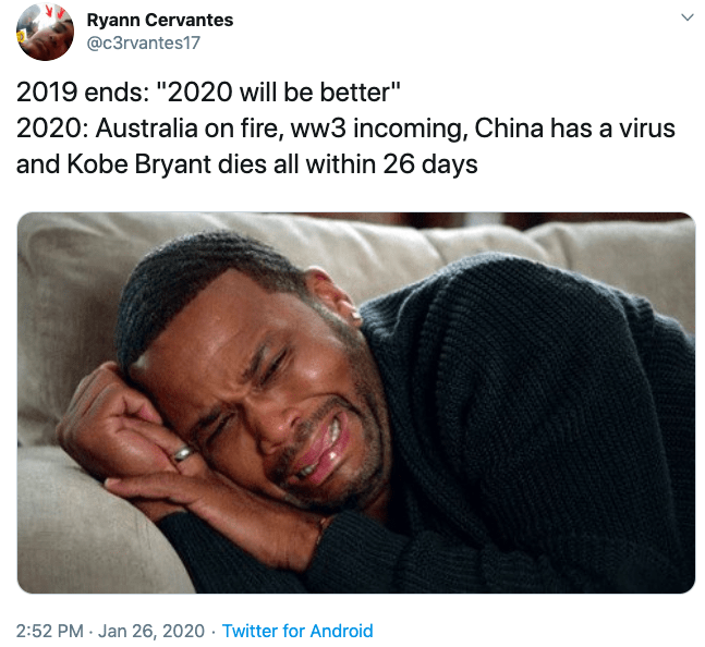 Fourteen Memes About How Comically Horrible 2020 Has Been So Far Memes Haha Funny Funny Memes