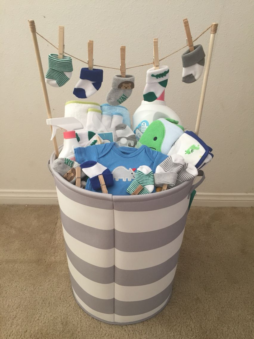 Baby Boy Baby Shower Gift Idea From My Mother In Law Diy Baby