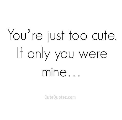Short Sweet I Love You Quotes: Pix For > Cute Sayings For Her From Him
