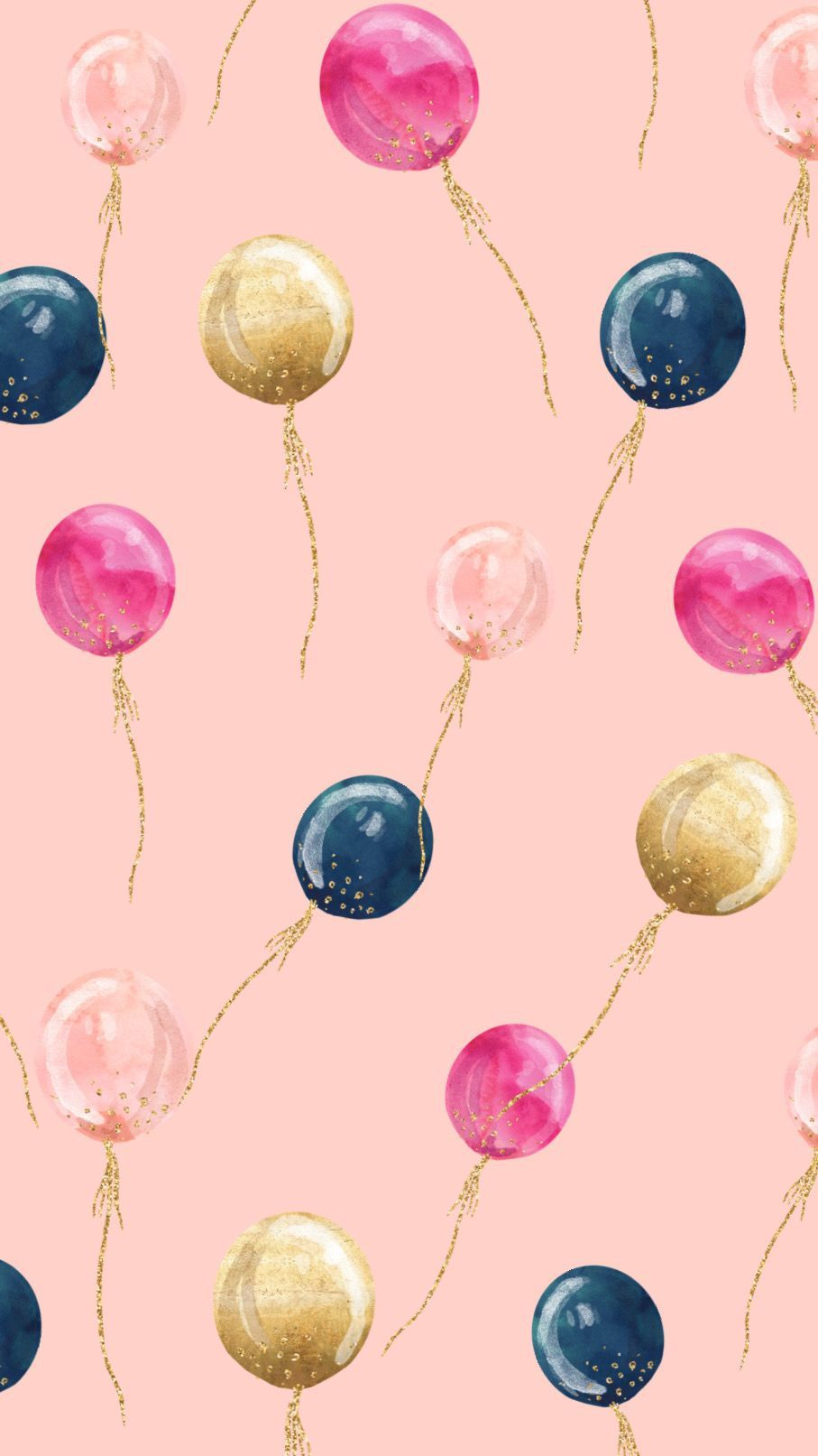 Birthday background wallpaper image by blue on خلفيات