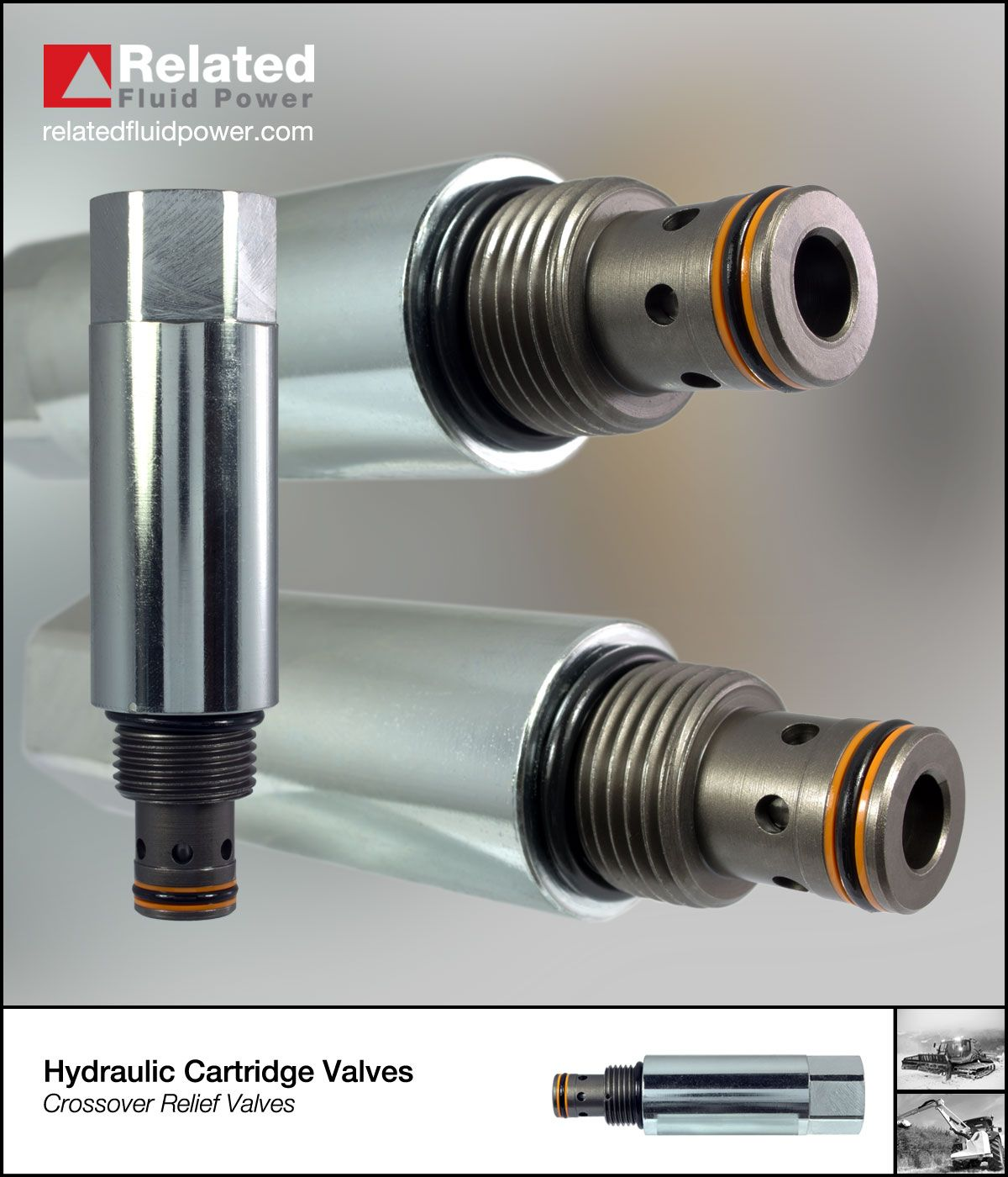 Crossover Relief Valves Related Fluid Power Relief Valve Valve Hydraulic Systems