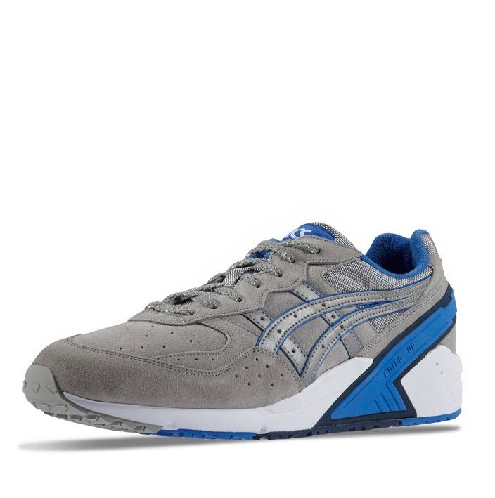 outlet store 1b030 d9322 Asics Gel Sight: Grey/Blue | Sneakers: Asics Gel Sight ...