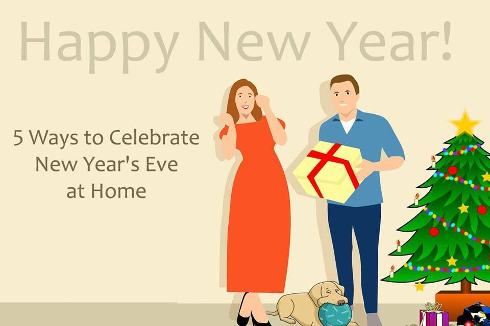 How Can We Celebrate New Year S Eve At Home S Izobrazheniyami