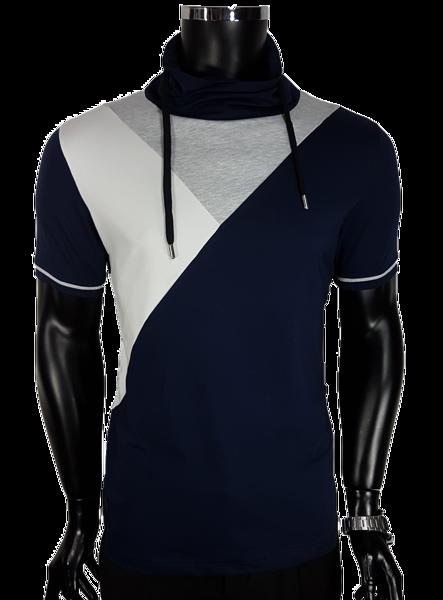 7d421354df T-shirt męski komin - - T-shirty męskie - Awii