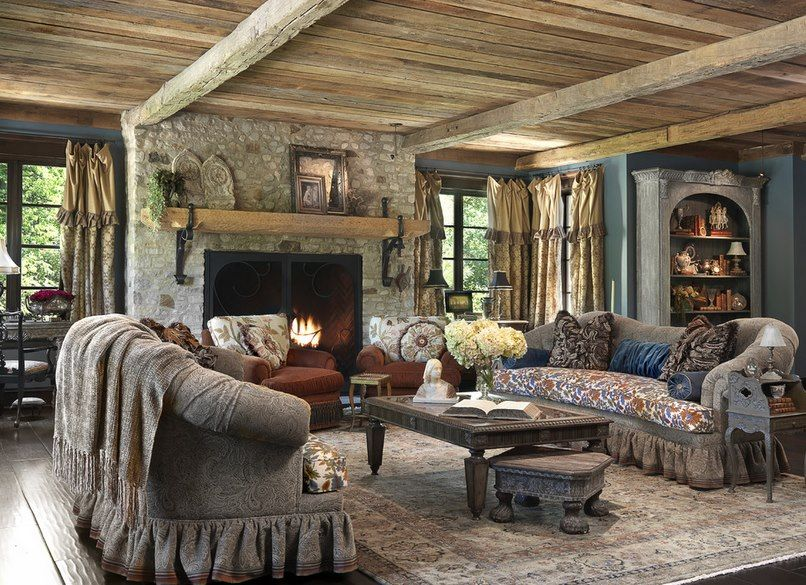 Wood Ceilings in Great Room ~ | For the Home - beautiful designs ...