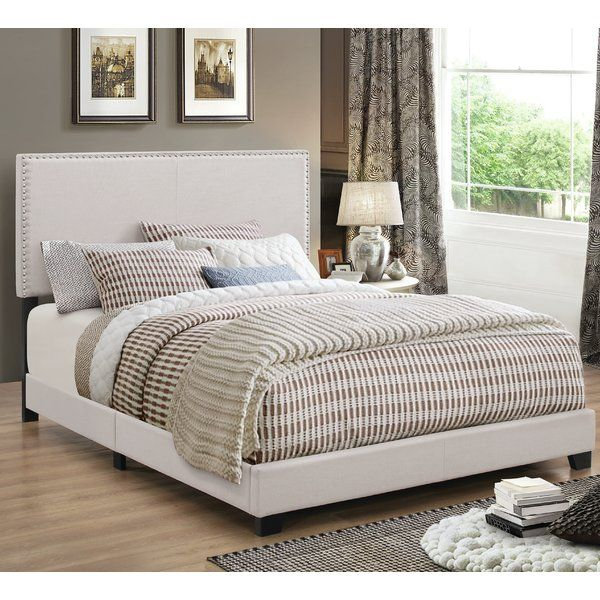 Amesbury Upholstered Standard Bed Upholstered Full Bed Upholstered Beds Bed Sizes