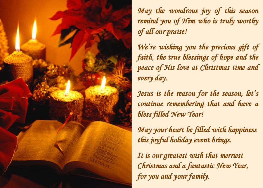 christmas greetings messages Christmas Greeting Card III