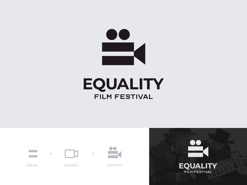 Equality Film Festival Logo Festival Logo Film Company Logo Film Festival