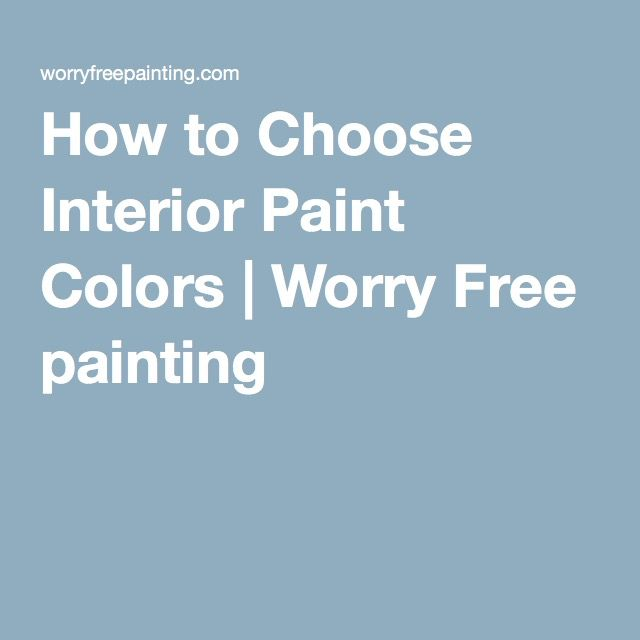 how to choose interior paint colors choosing interior on lowe s virtual paint a room id=68647
