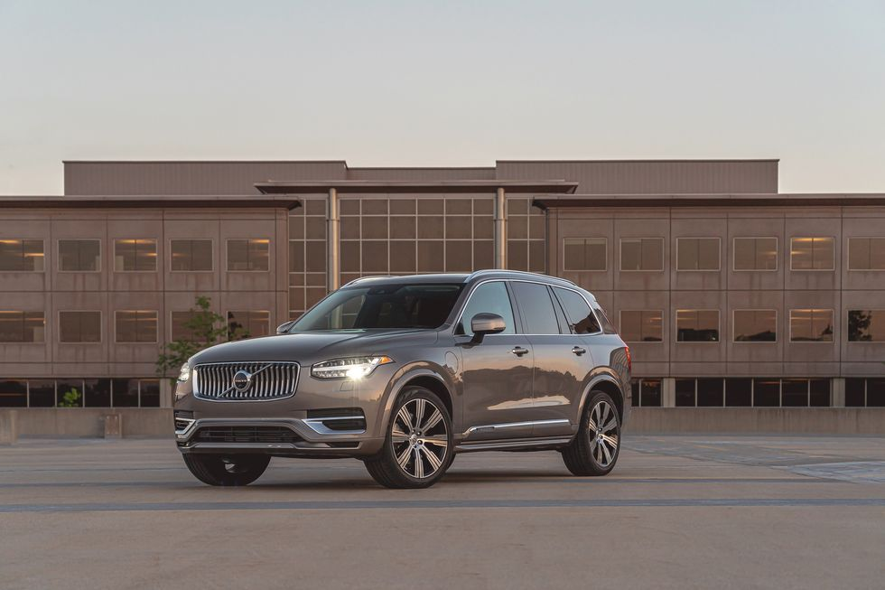 View Photos Of The 2020 Volvo Xc90 T8 Inscription In 2020