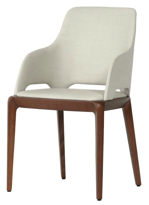 Roche Bobois Brio Bridge Chair L21 H34 6 D23