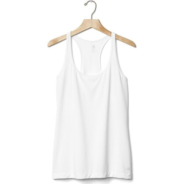 White Tanks and Undershirts Were a Street Style Favorite at