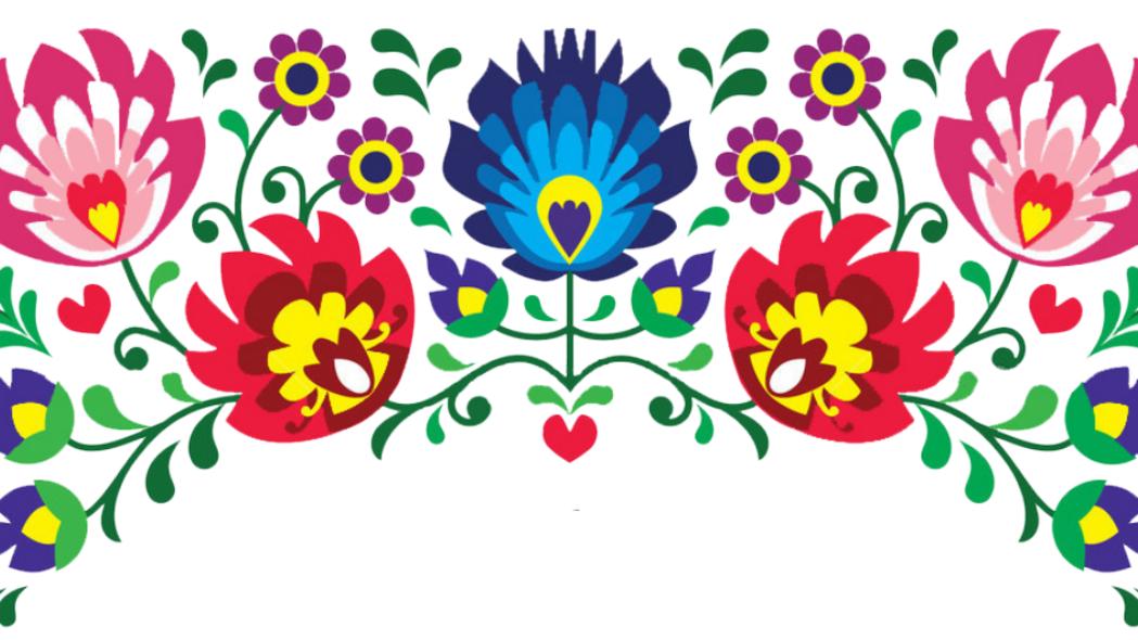 Mexican Flower Png Flores Mexicanas Mes De La Patria Disenos De Cajas De Madera