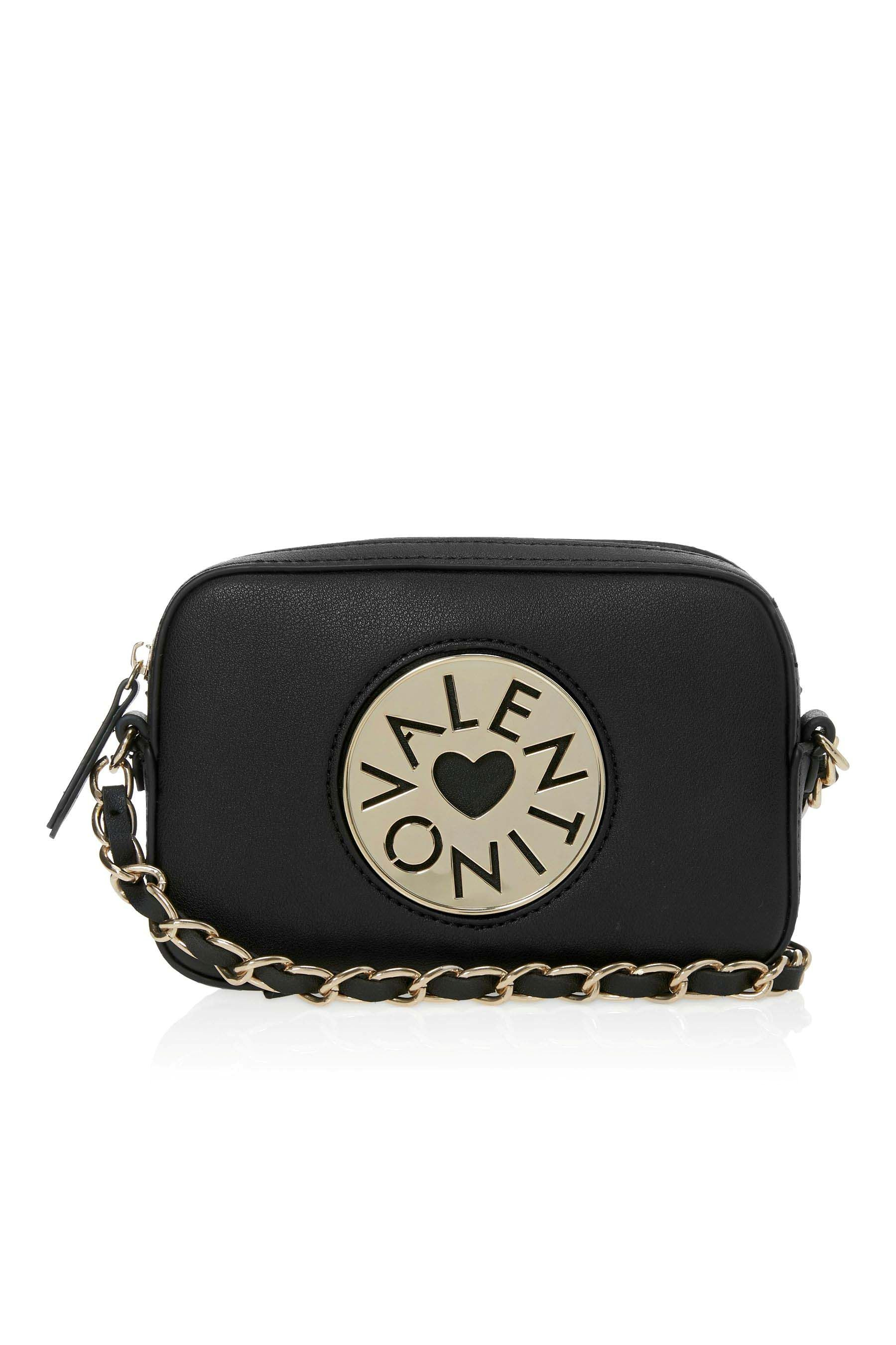 66d0110b9 Womens Mario Valentino Crossbody Bag - Black   Products   Valentino ...