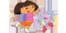 Dora the explorer in Turca