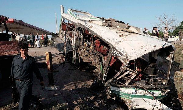 12 muertos en Afganistán por ataque suicida