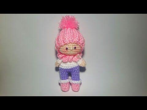 Amigurumi Chibi Doll Pattern Free : Best crochet amigurumi images crochet dolls