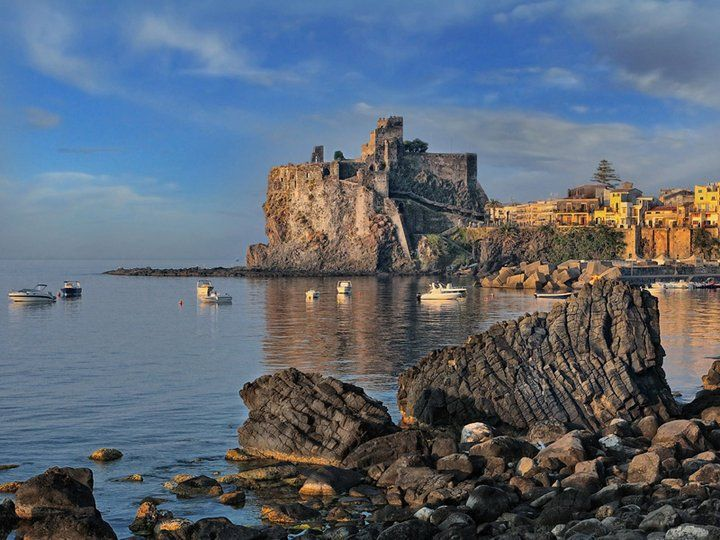 Castello, Catania