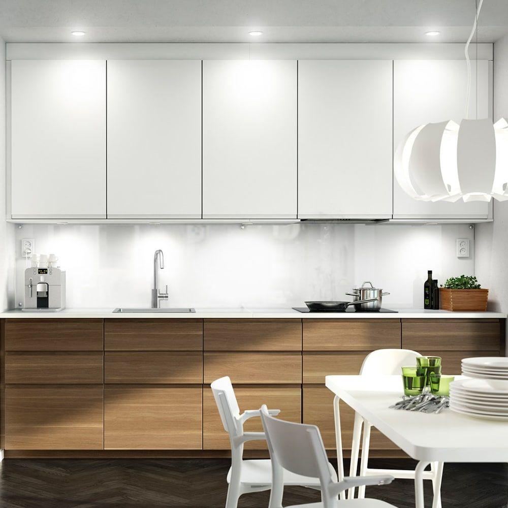 Cuisines Metod Toutes Les Finitions Ikea En 2020 Meuble De Cuisine Ikea Cuisine Ikea Idee Rangement Cuisine