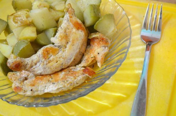 Receta De Pollo Con Chayotes Recipe Chayote Recipes Chayote