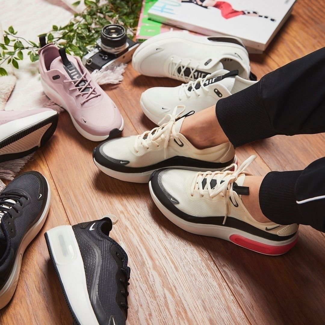 Nike Air Max Dia sneakers. | Nike, Nike air max, Baskets nike