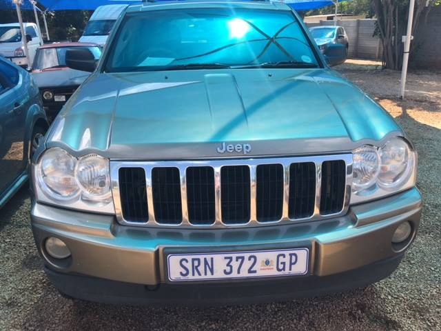 In Our Showroom 2003 Jeep Grand Cherokee 3 0crd Limited R 119