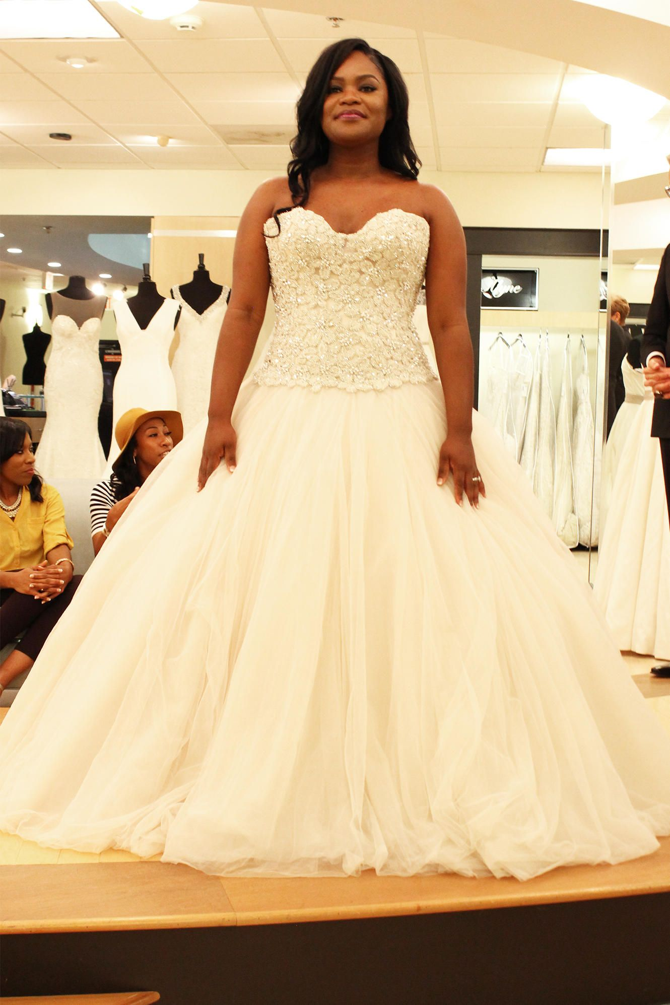 Say Yes to the Dress: Atlanta | Pinterest | Allure couture, Wedding ...