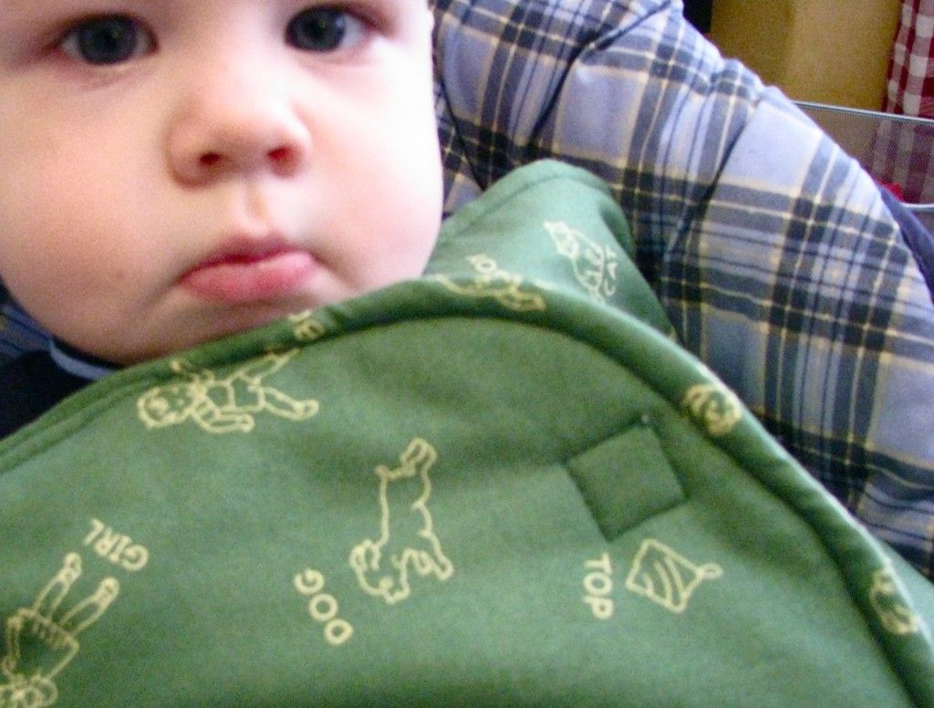 Car Seat Swaddle Blanket Finally A Baby Without The Bulk This Has Holes For Carseat Straps So Cant Kick It Onto Ground