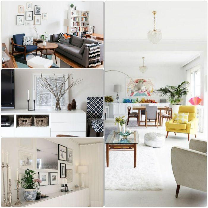 Wohnzimmerideen So gestalten Sie Ihr Wohnzimmer stylisch und modern - wohnzimmer ideen modern