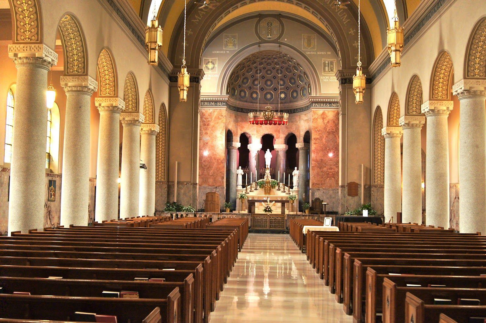St Mary S Hospital Chapel Rochester Mn Catholic