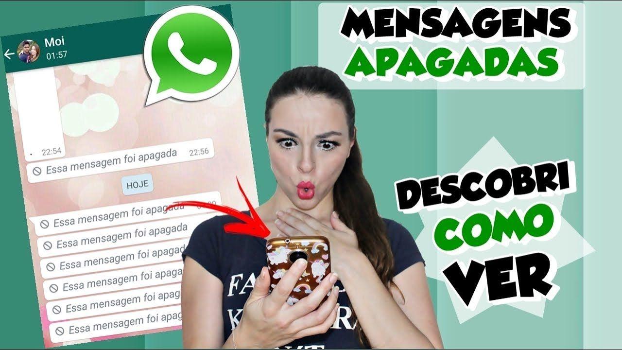 Truques Whatsapp Mensagens Apagadas Aplicativos Segredos