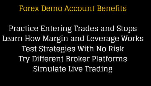 Benefits Of A Forex Trading Demo Account Practice Risk Free