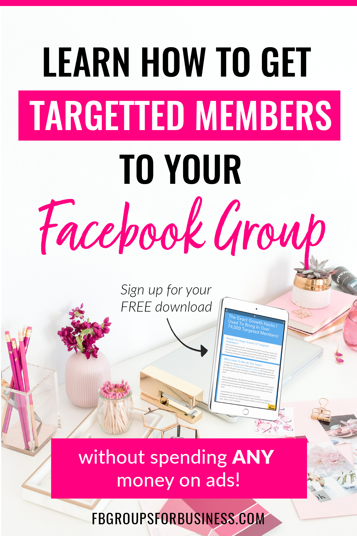 Pin On Facebook Group Tips