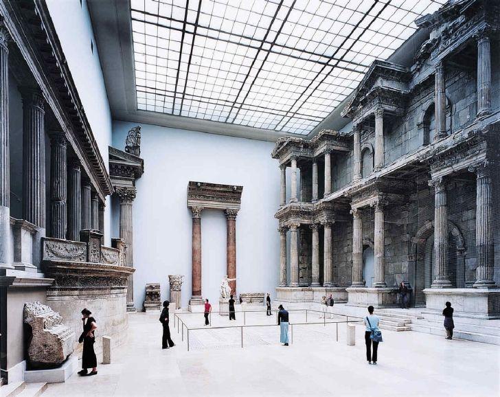 Struth 1 3 Pergamon Museum Pergamon Pergamon Museum Berlin