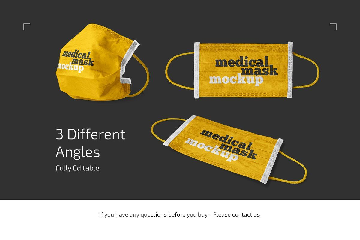 Download Realistic Embroidery Mockup Yellowimages
