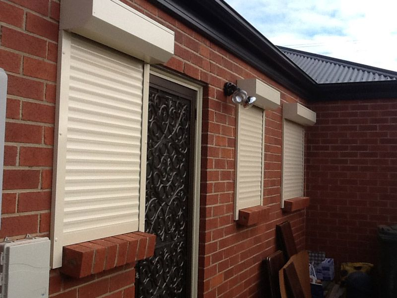 This are great looking shutters. I've always been