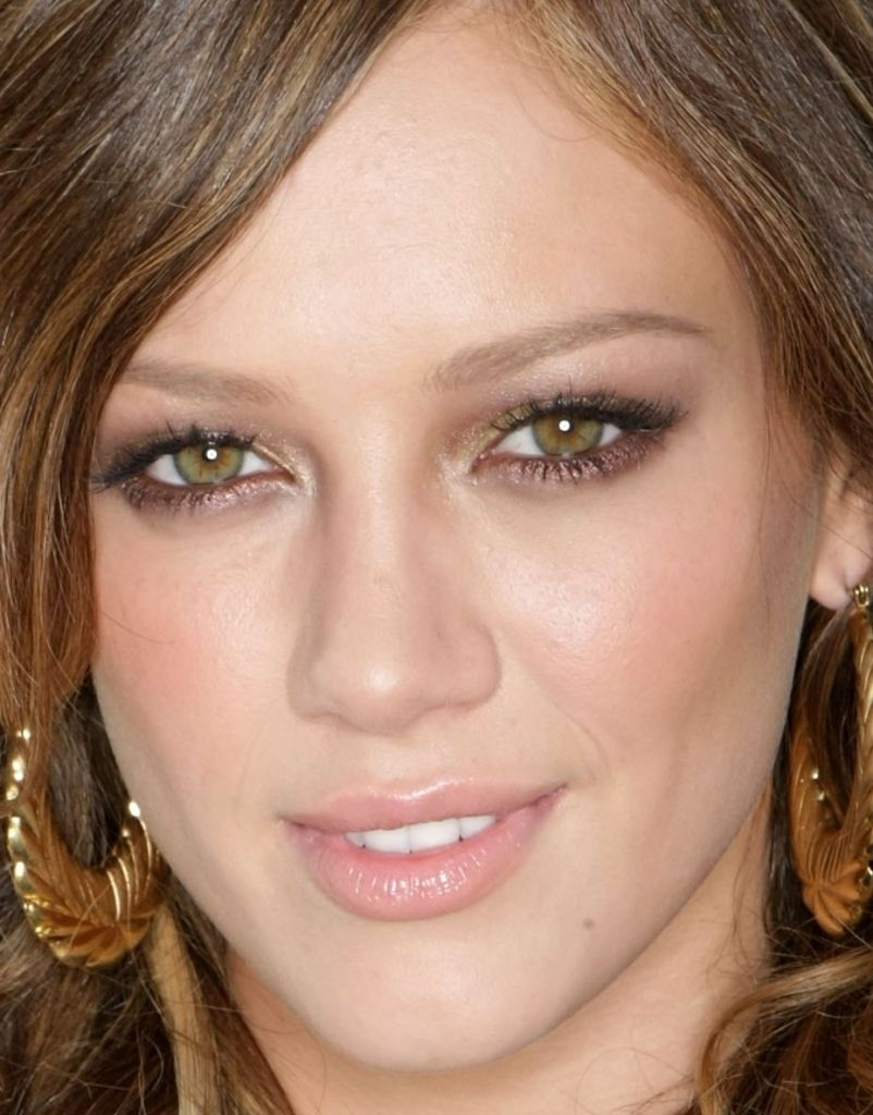 makeup for hazel eyes and brown hair - google search