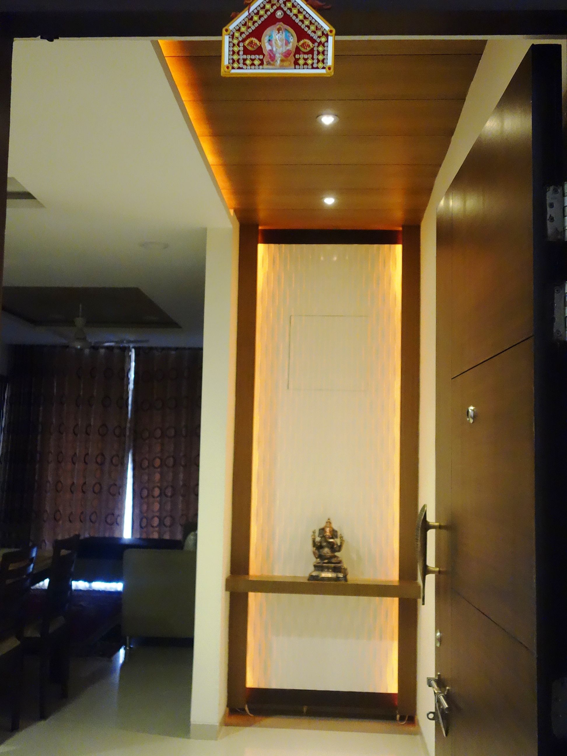 Puja Room Design: Puja Room Interior Designs