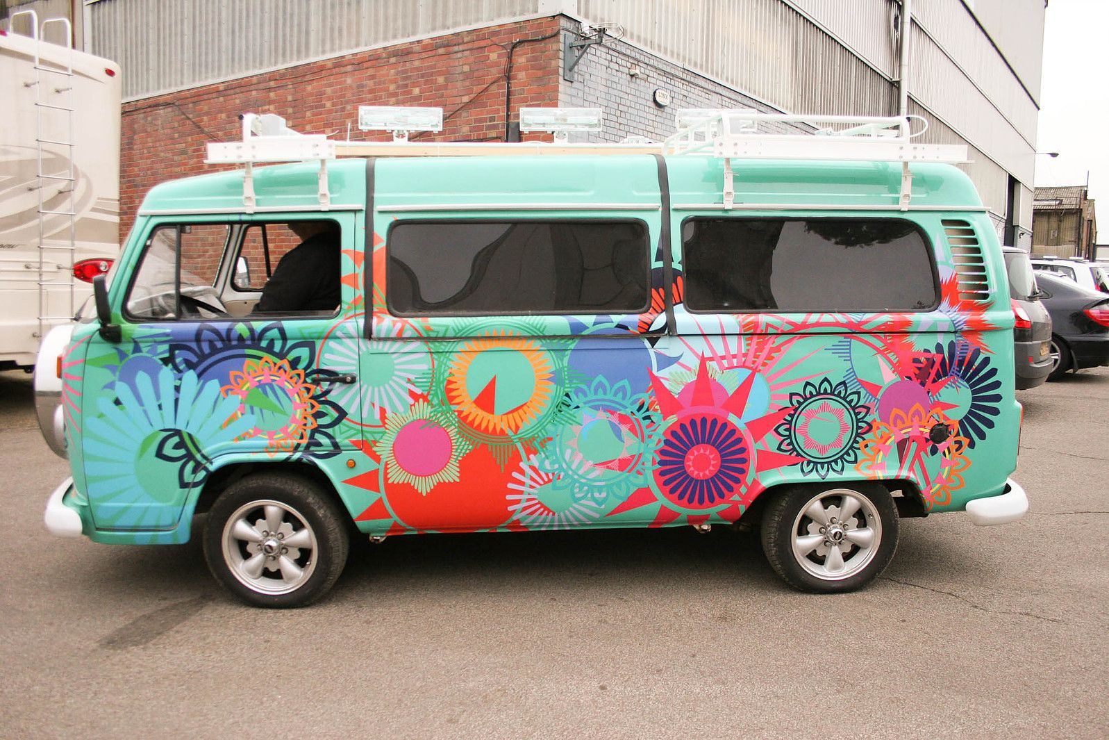 Pin by Jody Measures on Experiential Vehicles, Vans