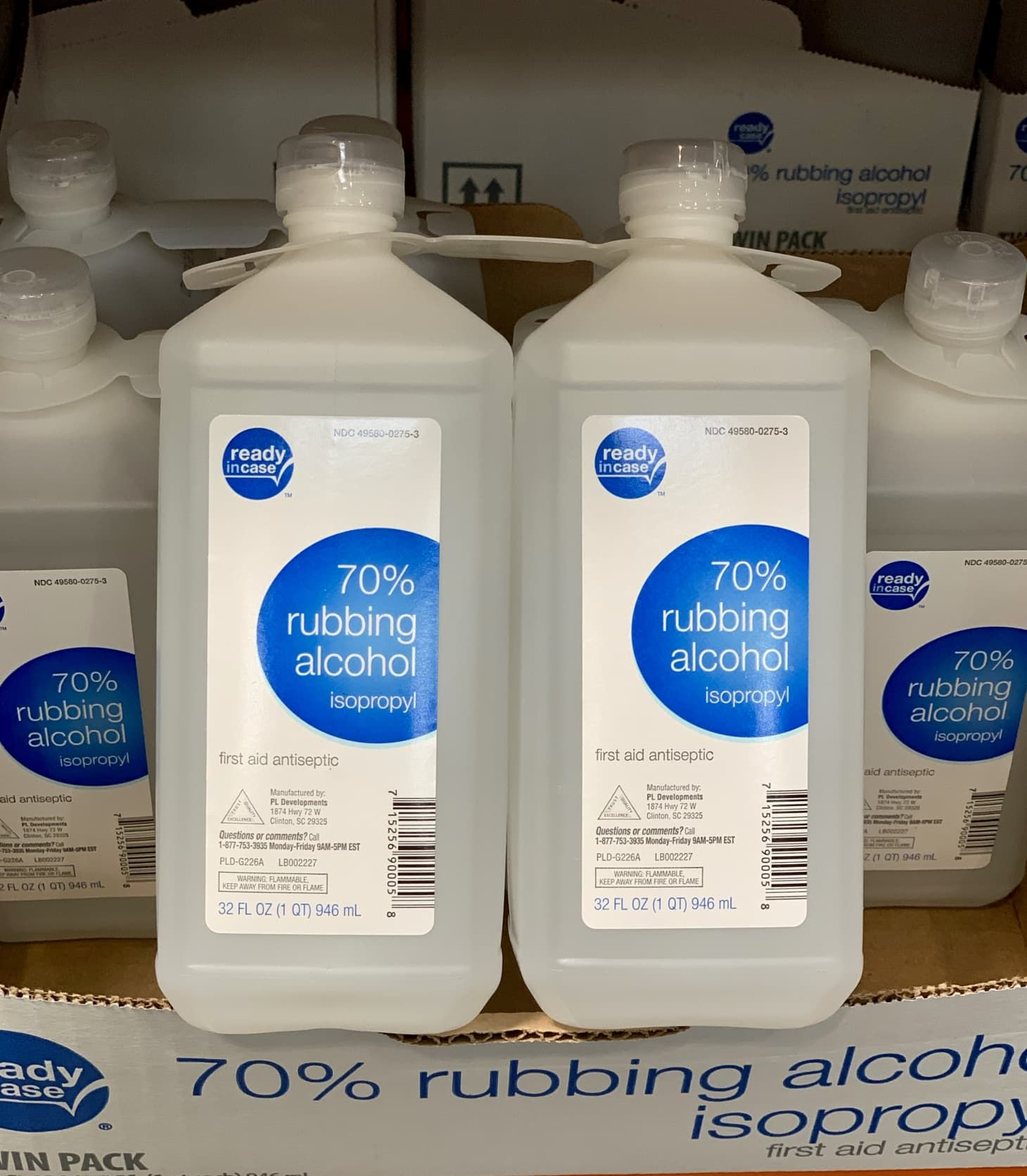 Why 70 Percent Alcohol Disinfects Better Than 91 Percent
