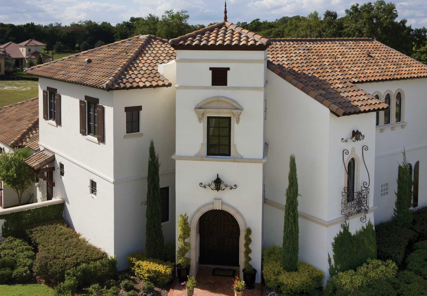 3773 Walnut Creek Blend Roof Colors Concrete Roof Tiles Marble Canyon
