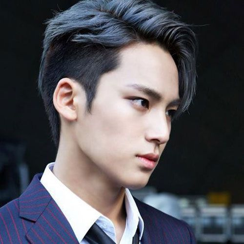 50 Best Asian Hairstyles For Men 2020 Guide Asian Men Hairstyle Asian Hair Half Dyed Hair