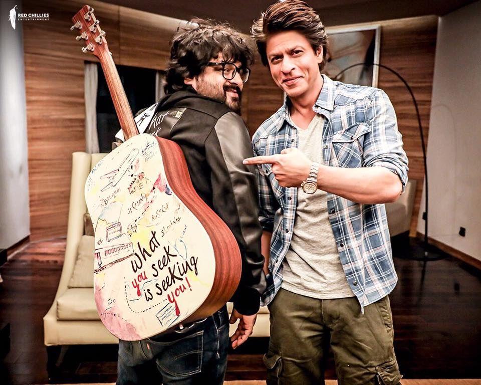 Shah Rukh Khan Jab Harry Met Sejal in 2019 Tote bag