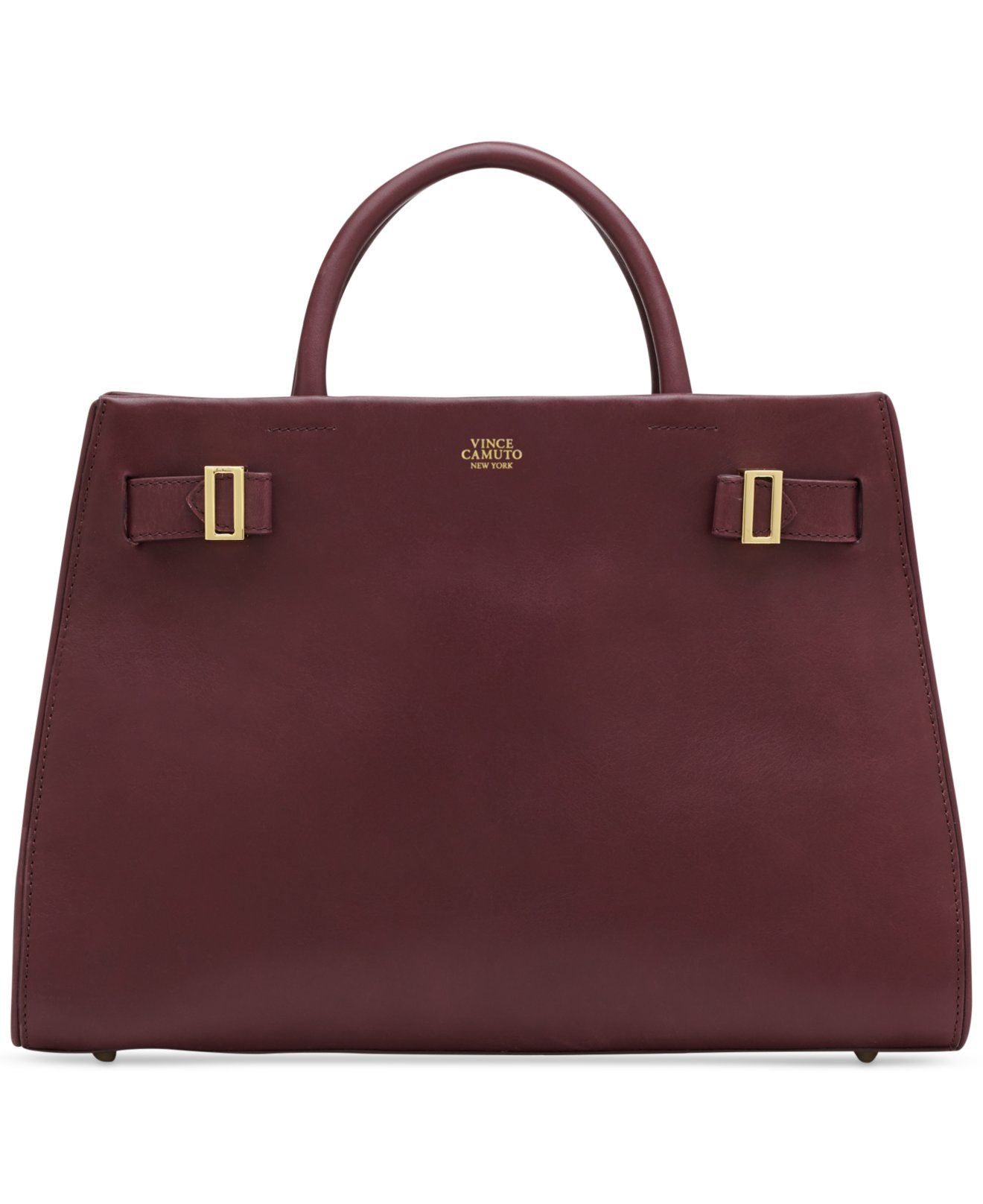 Vince Camuto Eli Satchel - Handbags & Accessories - Macy's