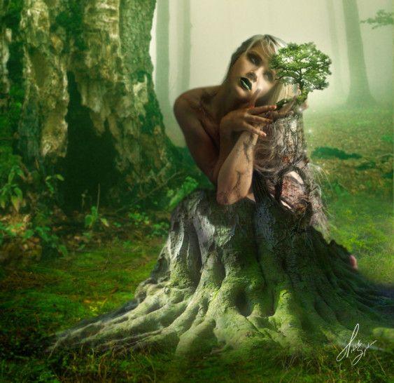Goddess Laufey