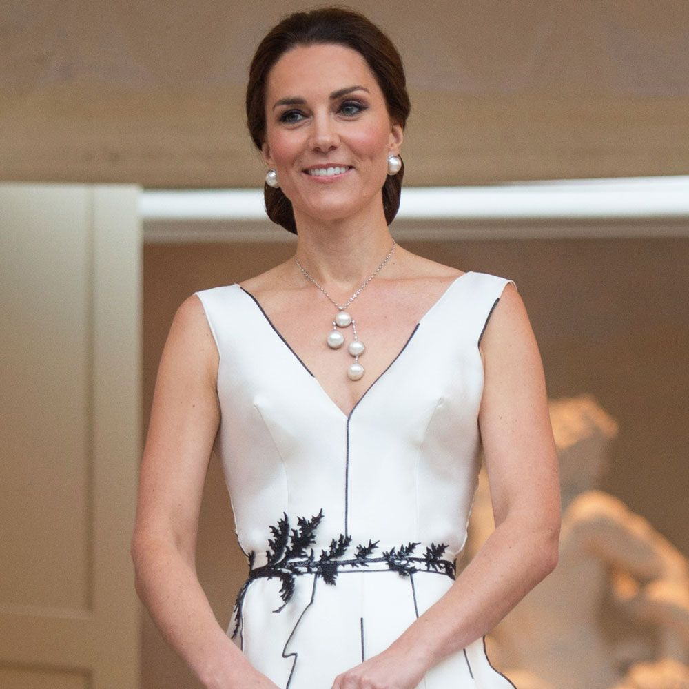 Watch We designed a necklace for Kate Middleton' video