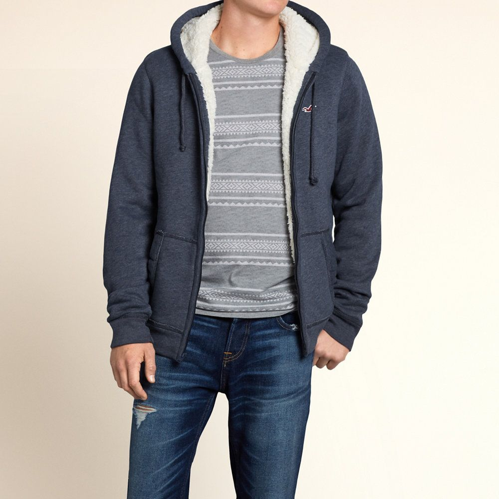 Guys Hoodies & Sweatshirts Tops | HollisterCo.com | Christmas List ...