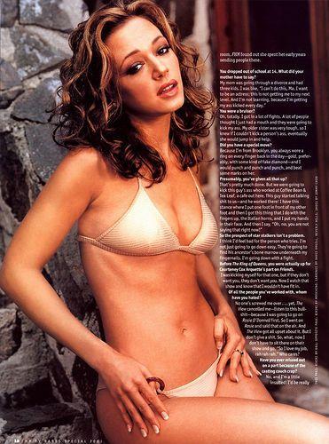 Leah Remini In Bikini