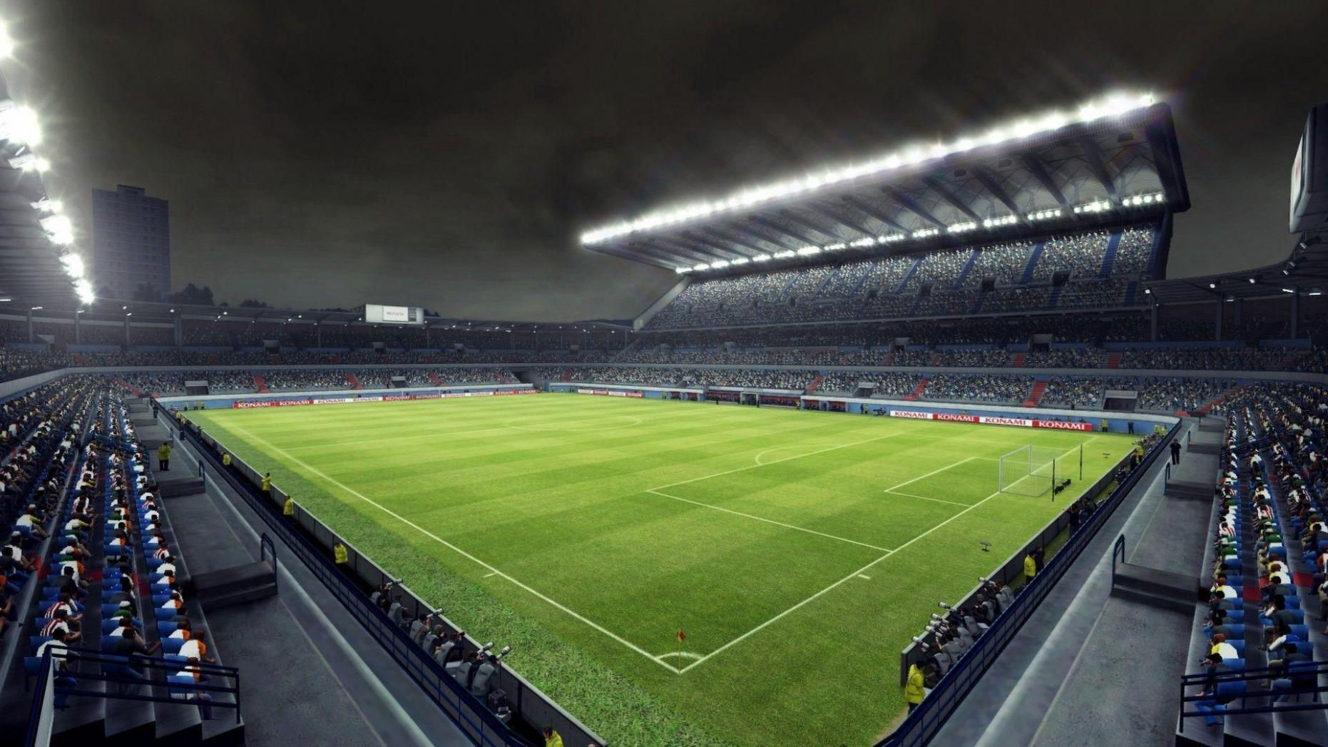 Soccer Field Wallpaper 57 Images Soccer Stadium Stadium Wallpaper Soccer Field