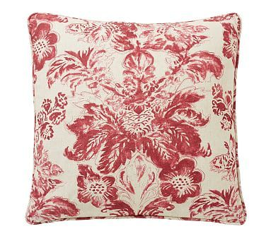 Thea Print Pillow Cover Warm Multi Pillow Covers